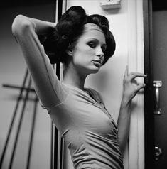 Соски Пэрис Хилтон в фотосессии Патрика Фрейзера фото #2