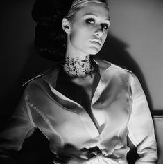 Соски Пэрис Хилтон в фотосессии Патрика Фрейзера фото #5