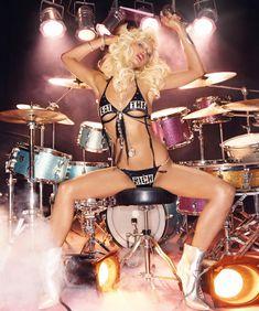 Секси Пэрис Хилтон в журнале Rolling Stone фото #2