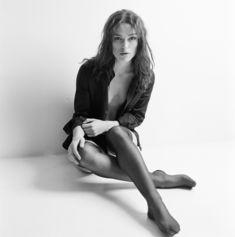 Сексуальная Кира Найтли в журнале Arena фото #11