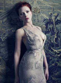 Сексуальная Скарлетт Йоханссон в журнале Vanity Fair фото #2