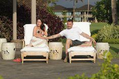 Беременная Меган Фокс в бикини на Гавайях фото #23