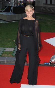 Засвет Эльзы Патаки на премьере фильма «Гонка» фото #1