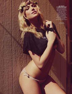 Соблазнительная Кейт Аптон в журнале GQ фото #2