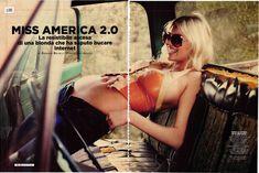 Соблазнительная Кейт Аптон в журнале GQ фото #7