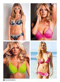 Сексуальная красотка Кейт Аптон в журнале ZOO фото #6