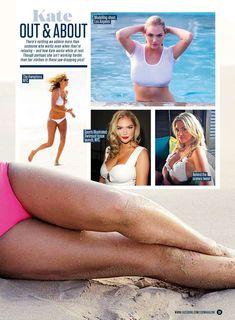 Сексуальная красотка Кейт Аптон в журнале ZOO фото #9
