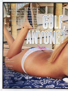 Кейт Аптон в разных купальниках для журнала Sports Illustrated фото #9