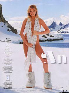 Привлекательная Кейт Аптон в журнале Sports Illustrated фото #2