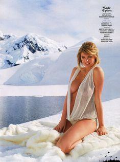Привлекательная Кейт Аптон в журнале Sports Illustrated фото #5