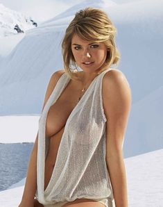 Бодиарт на теле Кейт Аптон для Sports Illustrated Swimsuit фото #1