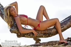 Красивая Кейт Аптон в эро фотосессии для Sports Illustrated фото #23