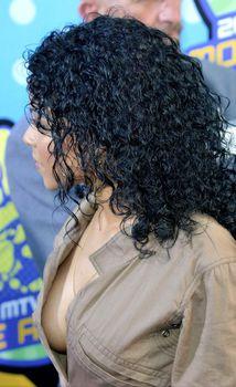 Кристина Милиан без лифчика на премии MTV Movie Awards фото #2