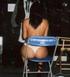 Обнаженная Ким Кардашьян на фото со съемок для модных домов и журналов фото #4
