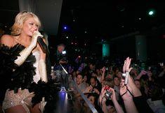 Возбуждающая Пэрис Хилтон в белье для Бурлеска с Pussycat Dolls фото #19