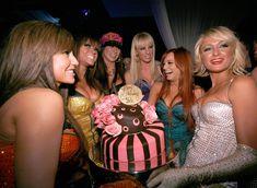 Возбуждающая Пэрис Хилтон в белье для Бурлеска с Pussycat Dolls фото #22