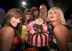 Возбуждающая Пэрис Хилтон в белье для Бурлеска с Pussycat Dolls фото #23