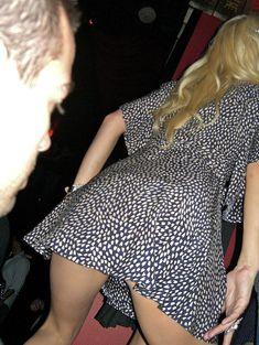 Сексапильная Пэрис Хилтон отрывается на юбилейном вечере для Тао в Лас-Вегасе фото #3