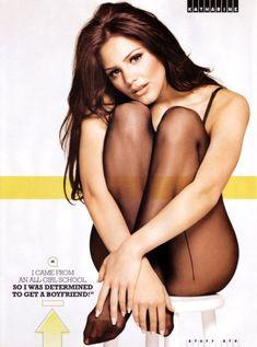 Сексуальная Кэтрин МакФи в журнале Stuff фото #2