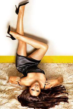 Сексуальная Кэтрин МакФи в журнале Stuff фото #6