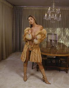 Шикарная красотка Николь Шерзингер в журнале Entrevue фото #1