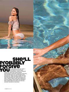Николь Шерзингер разделась для журнала Maxim фото #4