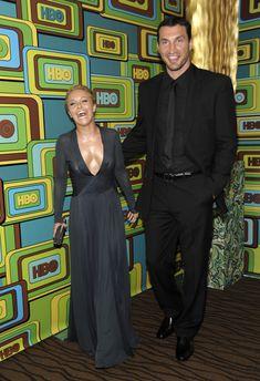 Хайден Панеттьери в прозрачном платье на вечеринке после «Золотого глобуса» фото #8