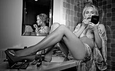 Секси Хайден Панеттьери в фотосессии Майкла Стерлинга Итона фото #5