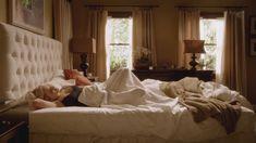 Секс кадры с Кристен Белл в сериале «Обитель лжи» фото #22