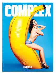 Сексуальная Деми Ловато для журнала Complex фото #1