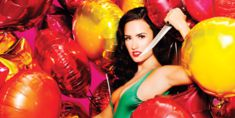 Сексуальная Деми Ловато для журнала Complex фото #9