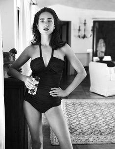 Секси Дженнифер Коннелли в журнале Vogue фото #3