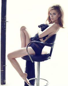 Секси Анна Кендрик для журнала GQ фото #3