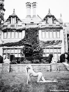 Памела Андерсон разделась для последнего обнаженного выпуска Playboy фото #5