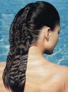Эротичная Ольга Куриленко в журнале Elle фото #2