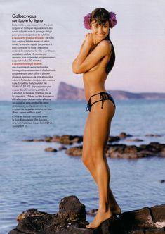 Голая грудь Ольги Куриленко в журнале Elle фото #1