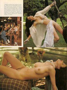 Раздетая Тиффани Тейлор  в журнале Playboy фото #3