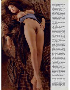 Эро снимки Тиффани Тейлор  в журнале Playboy фото #7