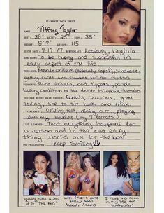Эро снимки Тиффани Тейлор  в журнале Playboy фото #9