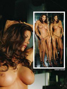 Тиффани Тейлор обнажилась в журнале Playboys Nude Playmates фото #2