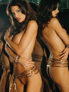 Тиффани Тейлор обнажилась в журнале Playboys Nude Playmates фото #5