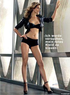 Триша Хелфер в нижнем белье для журнала FHM фото #4