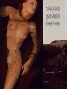 Сексуальная Бриджит Нильсен красиво оголилась в журнале Playboy фото #7