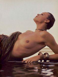 Сексуальная Бриджит Нильсен красиво оголилась в журнале Playboy фото #8