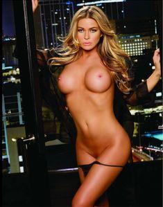 Кармен Электра разделась в журнале Playboy фото #2