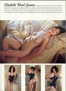 Обнаженная Элизабет Грэйсен  в журнале Playboys Beauty Queens фото #2