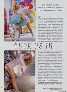 Красотка Джэми Феррелл оголилась в журнале Playboy фото #1