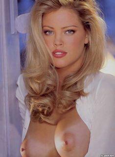 Красотка Джэми Феррелл оголилась в журнале Playboy фото #2