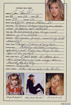 Красотка Джэми Феррелл оголилась в журнале Playboy фото #11