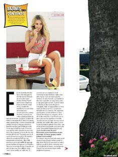 Заманчивая Кили Хэзелл сексуально позирует в журнале FHM фото #3